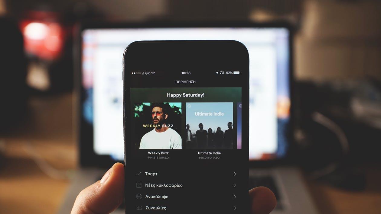 Spotify van bezit naar gebruik