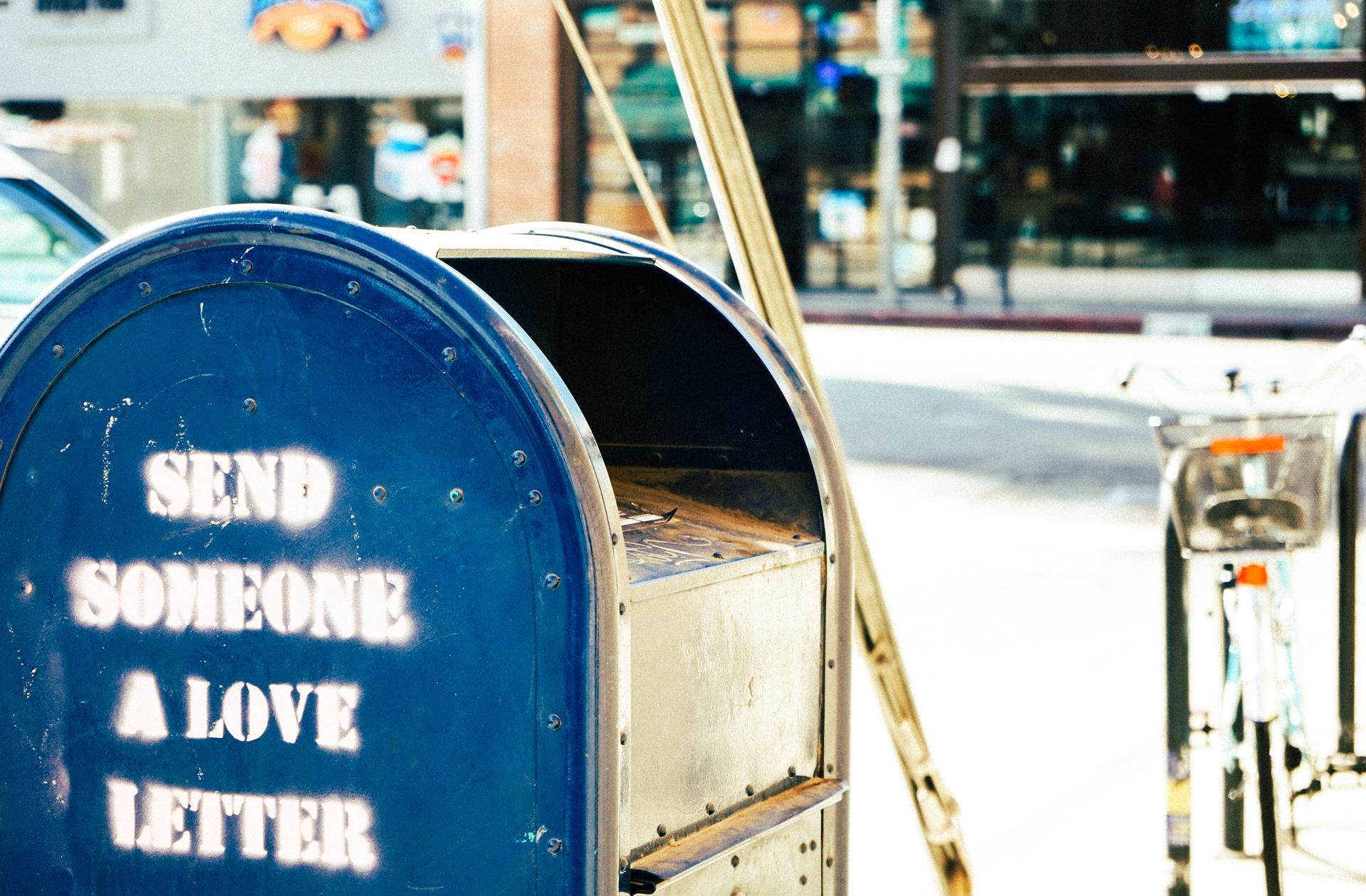 Help de postbode verdwijnt…
