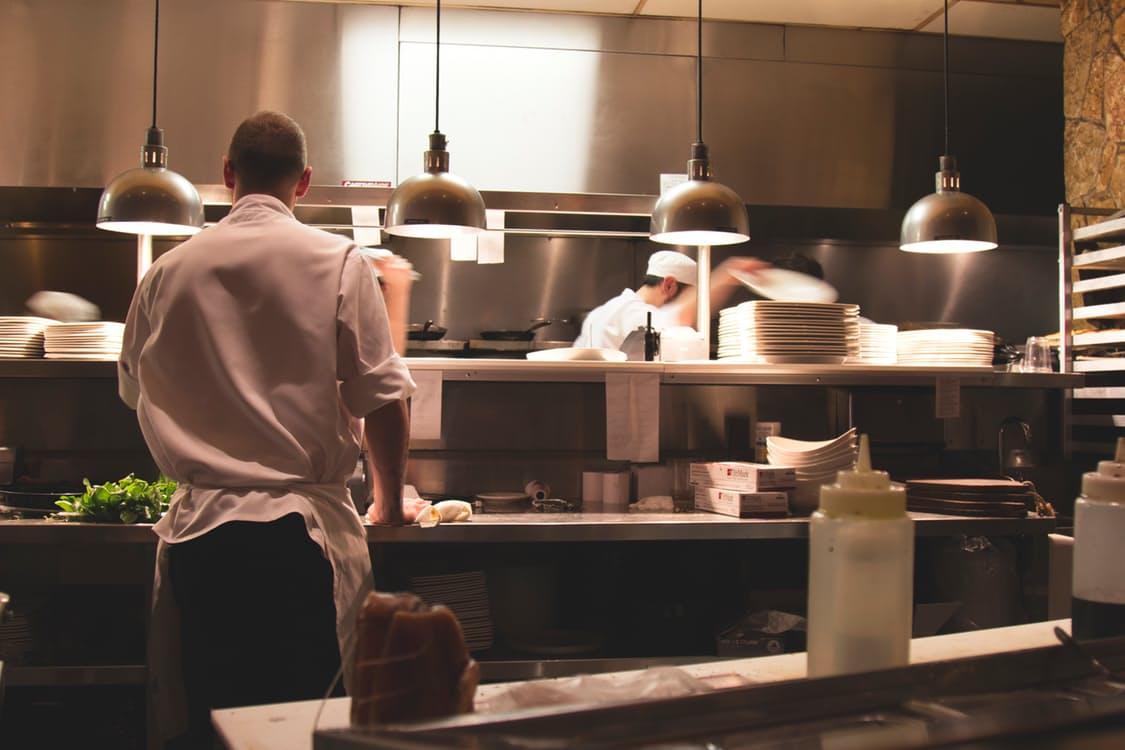 Restaurant Maarten Spanjer serveert